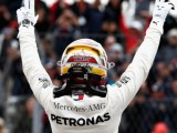 United States Grand Prix: Lewis Hamilton on pole position