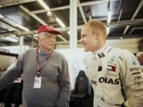 Lauda leaves hospital