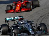 Bottas storms clear as Mercedes shine