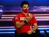 "Leclerc: 2021 Ferrari showing ""promising signs"""