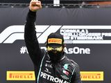 Hamilton reveals emotions after 'important' salute