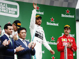 F1 facing £25m hit from Chinese Grand Prix