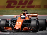 Alonso stuns with home charge to P7 on grid