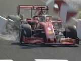 Vettel's Ferrari misery continues with Monza DNF