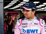 Perez blames brake balance for Nico clash