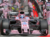 Mexican GP: Race notes - Force India