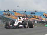 Mazepin actually found Haas 'too stable' in Turkey practice