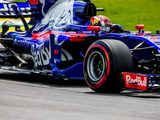 Toro Rosso Not Yet Thinking about Penalties After Honda Switch