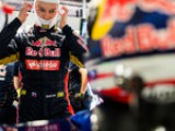 Ten-place grid drop for Kvyat