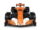 Brown defends McLaren's switch to orange