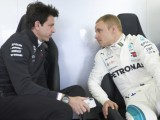 Wolff wants victory for Bottas in Abu Dhabi