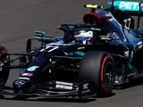 P1: Bottas ahead of Hamilton, stand-in Hulk stars