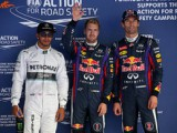 Vettel edges out Hamilton for Korea pole
