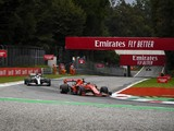 Hamilton 'surprised' by Mercedes closeness to Ferrari at F1 Monza