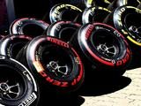 Mercedes and Ferrari favour medium tyre for Mexican GP