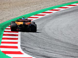 Norris hit with grid drop for yellow flag transgression