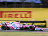 Renault protests both Racing Points again