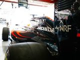 Honda's Hasegawa looking for competitive weekend from McLaren