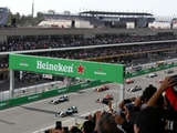 Overview: When do F1 races start in 2017?