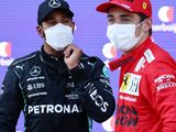 Leclerc takes on Lewis and Max: F1 set for 'chaotic' street fight
