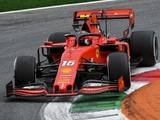 Italian Grand Prix: Starting grid with penalties applied