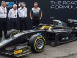 2018 Formula 2 car to feature Halo