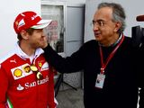 Marchionne expects Vettel to be less emotional in 2018