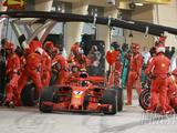 Injured Ferrari F1 mechanic returns for 2019 season
