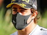 Alonso in hospital after cycling accident