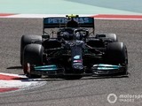 """Bottas: Mercedes W12 F1 has """"snappy and unforgiving"""" rear end"""