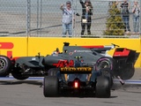 Grosjean, Palmer continue war of words over Sochi crash
