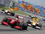 A case of Turkish delight for Formula 1 drivers