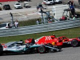 Lewis Hamilton: Sole goal was the win, not title
