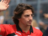 Merhi only told about Rossi swap on arrival in Singapore