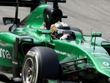 Caterham disappointed at Sochi, Kobayashi hints at component shortage