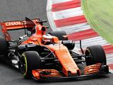 McLaren struggle as Ferrari's Kimi Raikkonen tops day two of Barcelona test