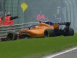 Weekend of woe for Vandoorne, Force India surprise