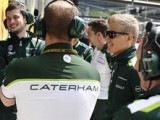 A Caterham clarification