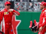 Kimi Raikkonen unsure how he lost pole to Sebastian Vettel