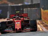 Leclerc lights up Singapore with majestic pole position