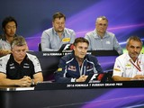 Russian GP Friday F1 press conference - full transcript