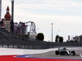 Lewis Hamilton moves clear in Russian GP FP3