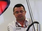 Boullier: McLaren will work with 'relentless intensity'