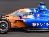 Dixon tops the charts on day two of Indy 500 practice, Alonso crashes