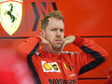 Vettel 'surprised' by Ferrari's struggles