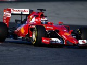Ferrari play down good testing form