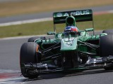 Caterham hands Stevens Silverstone test run