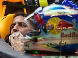 Ricciardo 'not discouraged by the pace'