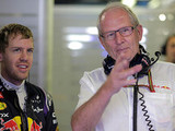 Marko advised Vettel to take a sabbatical