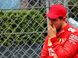 Vettel admits: I've had some difficult moments